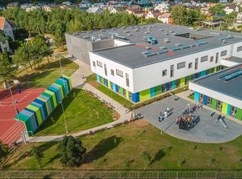 Vilniaus Balsių progimnazijos statyba