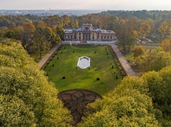Trakų Vokės dvaro sodybos parko pritaikymo lankymui ir tausojančiam naudojimui tvarkomieji statybos ir paveldosaugos darbai